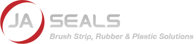 JA Seals Brush Strip and Rubber Seal Solutions