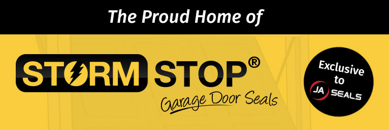 The proud home of Stormstop Garage Door Seals