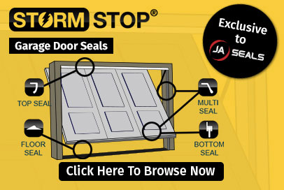 storm stop garage door seals