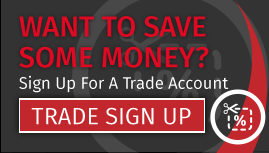 Want to save some money? Sign up for a trade account