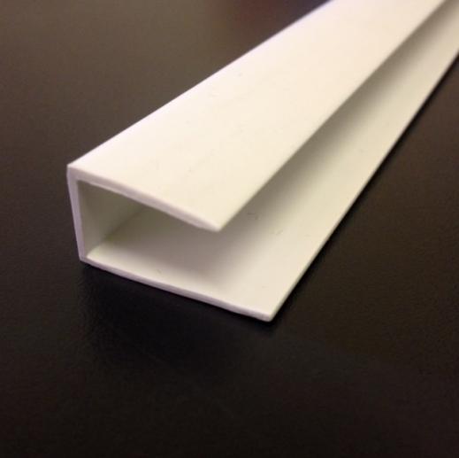 10mm J Section Edge Trim Ja Seals