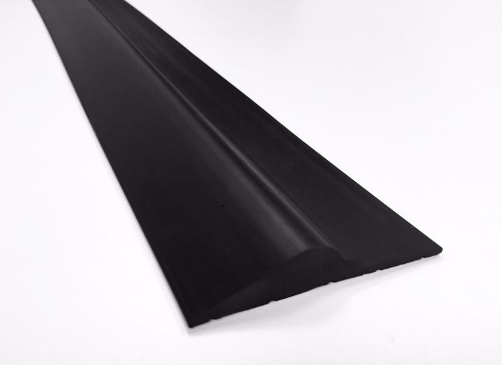 15mm Black Rubber Floor Seal 1
