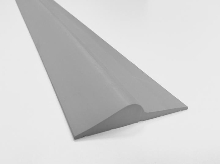 15mm grey rubber garage threshold seal ja seals for Exterior door corner seal pads