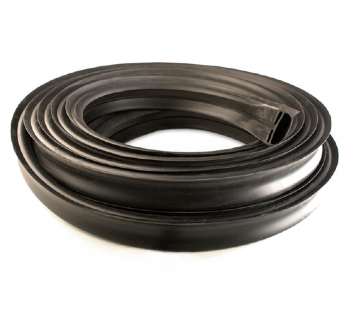 Bottom roller shutter door seal ja seals for Door rubber seal