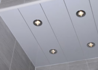 Marbrex White Ceiling Panel (4 lengths per pack)
